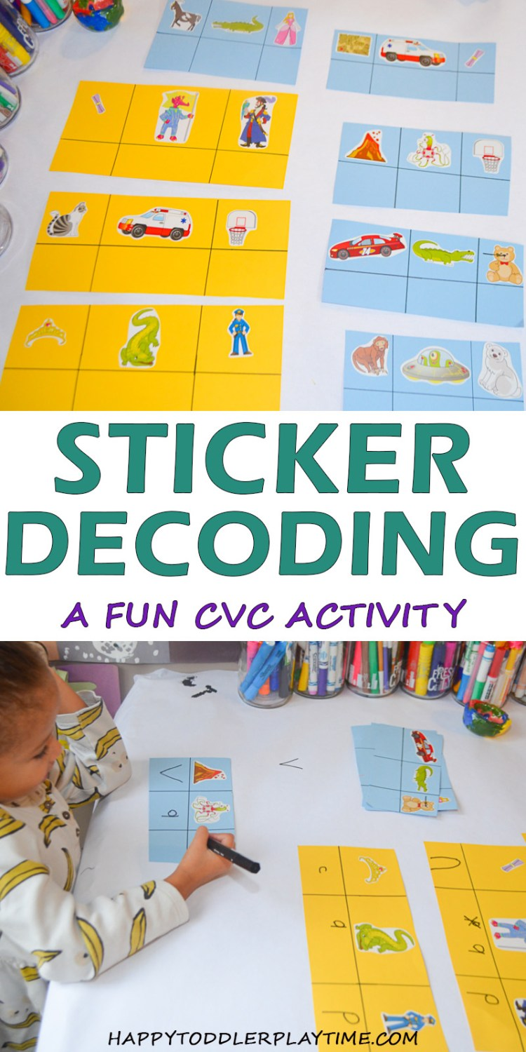 STICKER DECODING pin