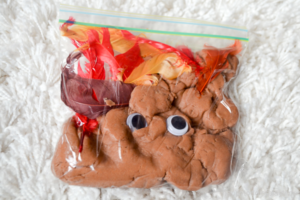 TURKEY SENSORY BAG 0