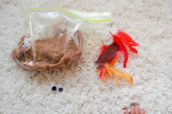 TURKEY SENSORY BAG 1