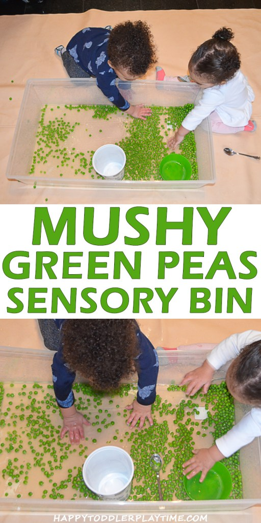 easy sensory activity for toddlers and preschoolers