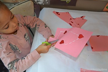 VALENTINES CUTTING 9