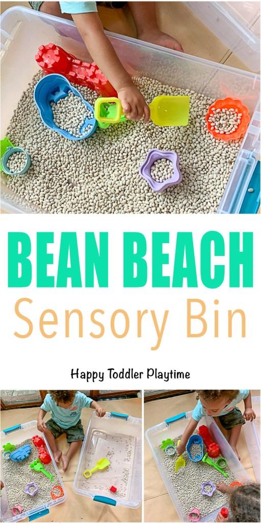 Sensory Bin for toddlers and preschooler