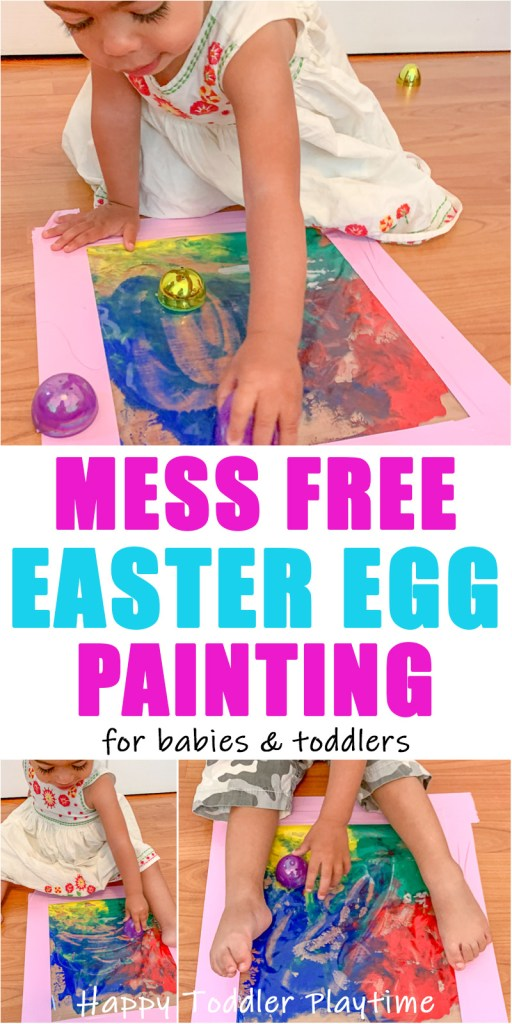 Painting for babies and toddlers