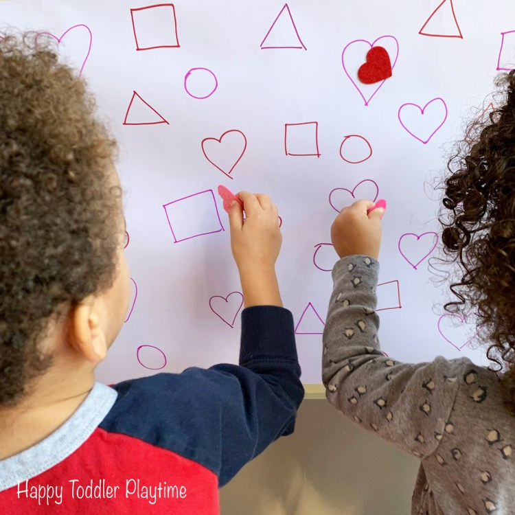 find the hearts fine motor valentines day activity for toddlers