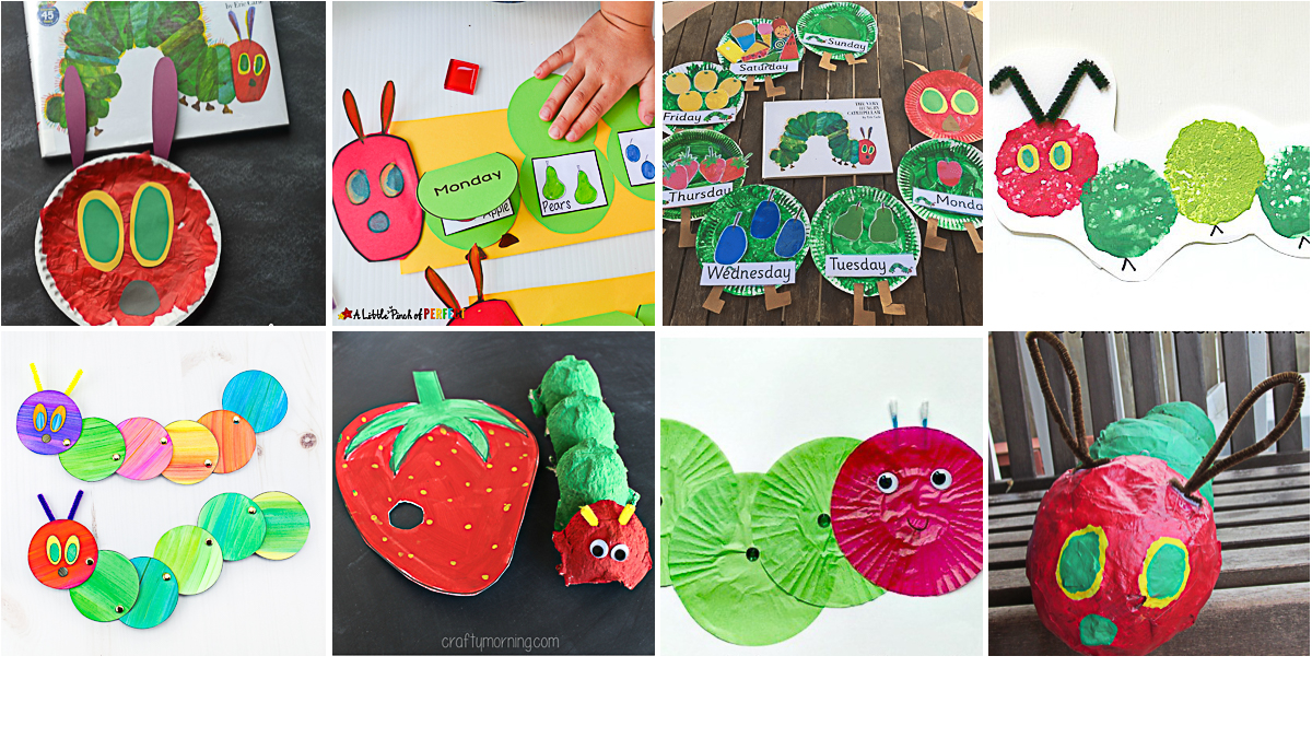 small resolution of 51 of the VERY BEST Very Hungry Caterpillar Activities - HAPPY TODDLER  PLAYTIME