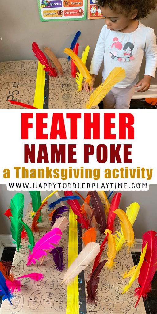 feather name poke