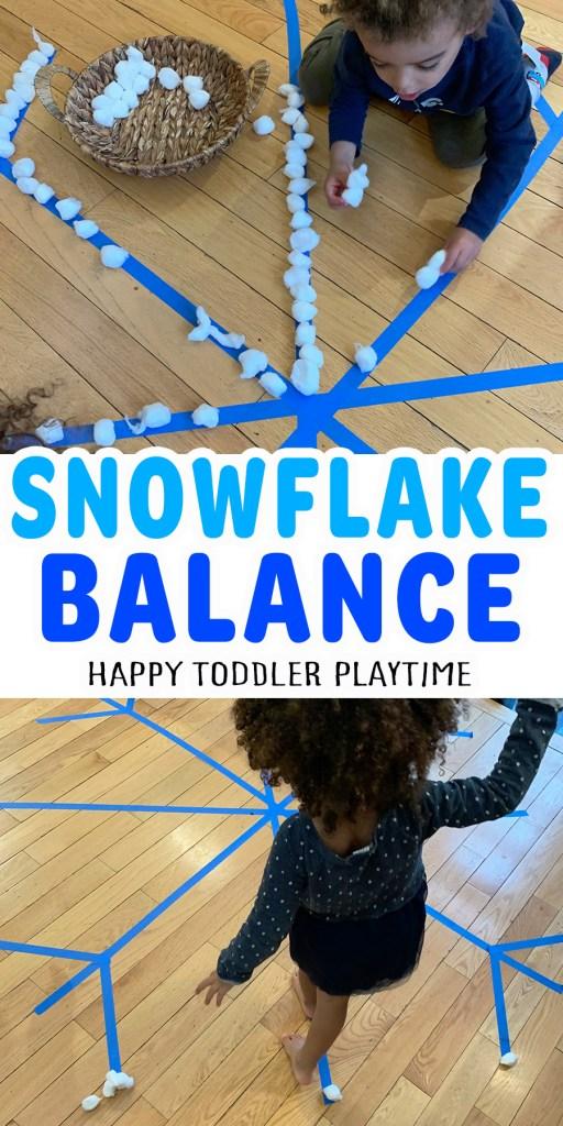 Snowflake Balance Activity