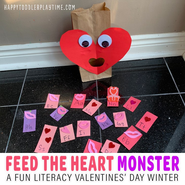 Feed the Heart Monster