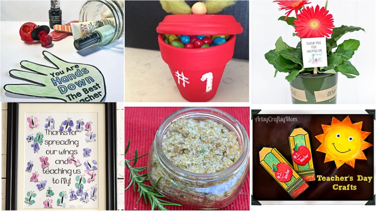 21+ Awesome Teacher Appreciation Gift Ideas for Awesome Teachers
