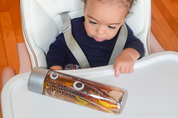 Easy Highchair Activities for Babies