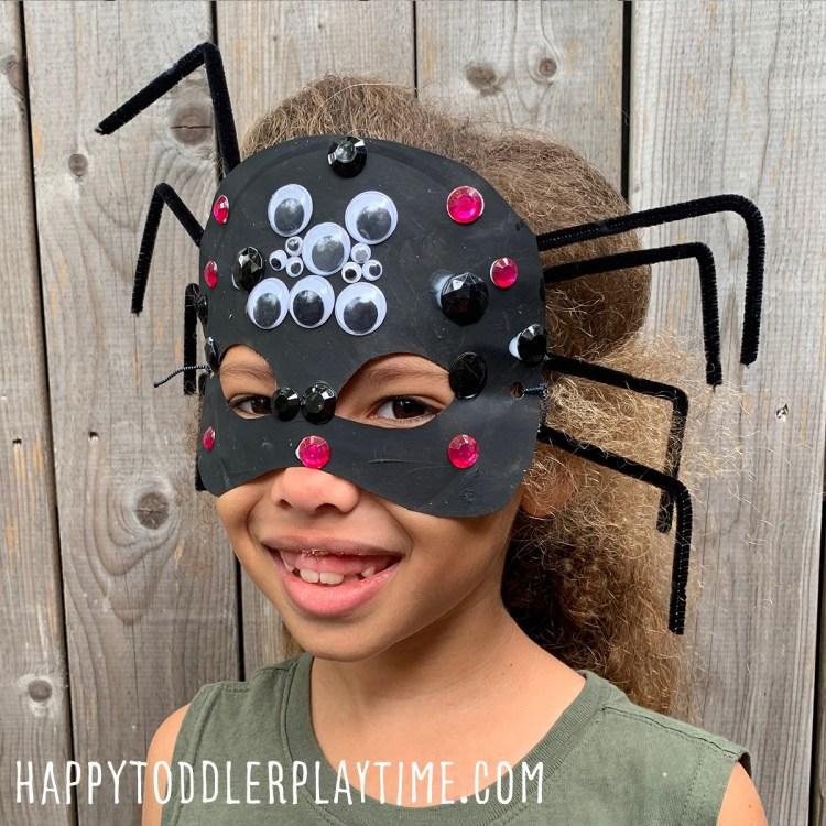 DIY Halloween Masks for Kids