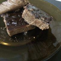 No-bake Choco Peanut Butter Bars
