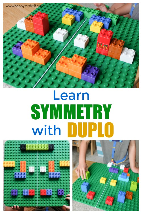 Learn symmetry for kids