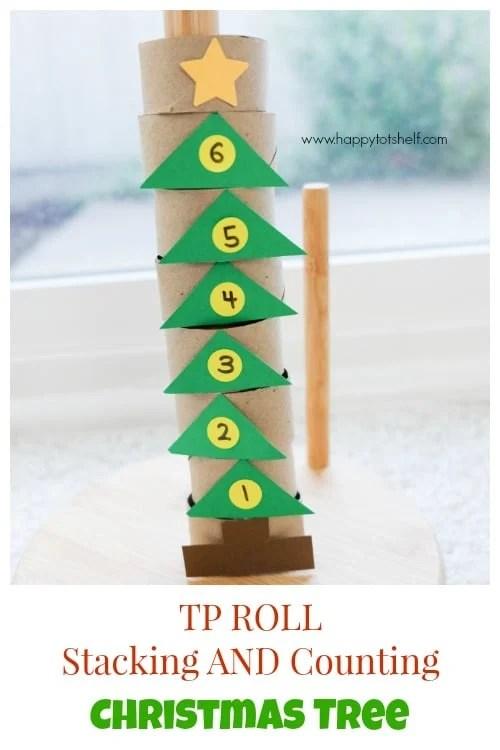 TP roll Christmas Tree