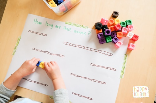 Measuring activity for preschoolers