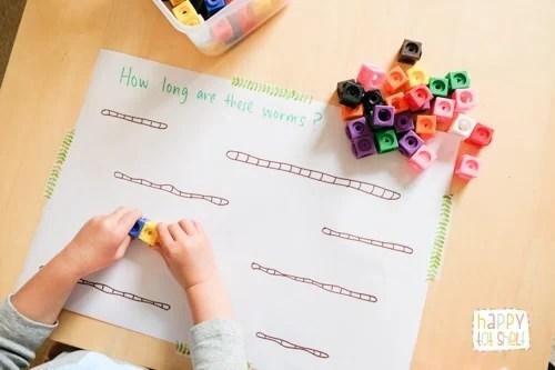 Measuring activity for preschoolers