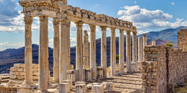 Акрополь в Пергаме