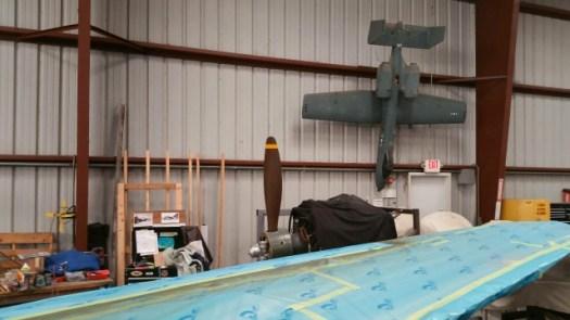 チノ空港・航空博物館のゼロ戦4