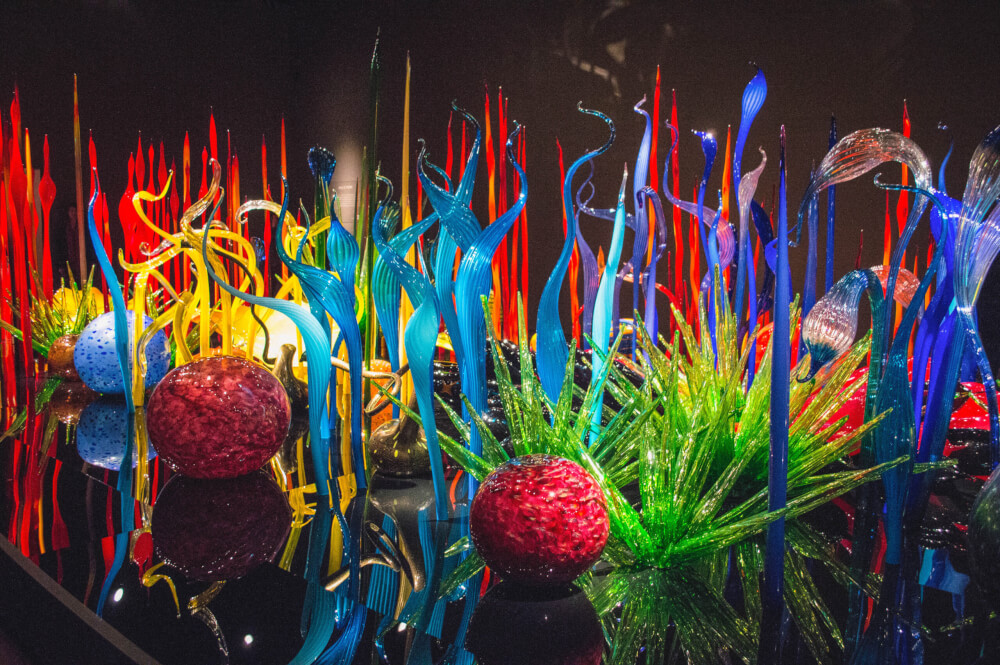 Chihuly garden and glass timing: How To Visit The Chihuly Garden Glass Museum In Seattle Tickets Tips