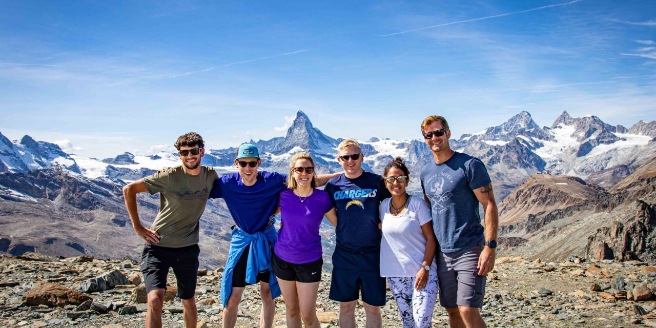 Haute Route: Chamonix – Zermatt