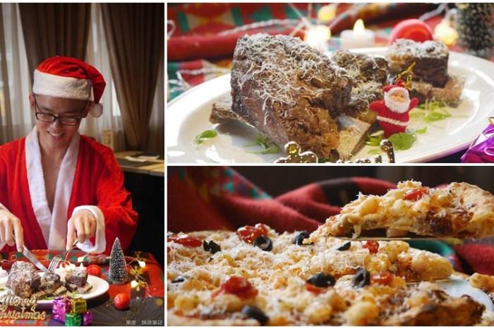 義大利米蘭手工窯烤披薩。台北美食│聖誕節餐廳推薦,松江南京必吃美食餐廳