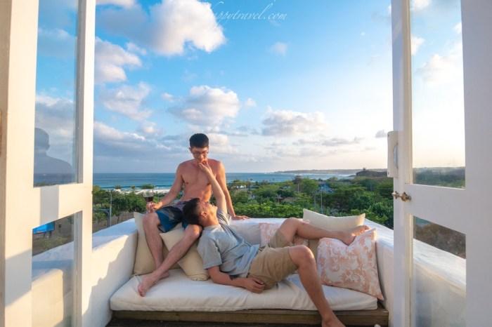墾丁民宿。Gold Hotel|推開窗瞬間走到異國,來一場絕美的海景之旅