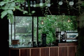 新竹竹北景點。厚食聚落 隱匿都市的小森林,秘境中的咖啡香