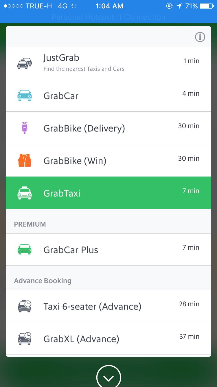 [泰國/曼谷] 搭的士唔洗再講價 必用GRAB Taxi App 教學 – Happy Traveller 自悠人