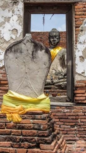 Wat Worrachet Tharam Ayutthaya