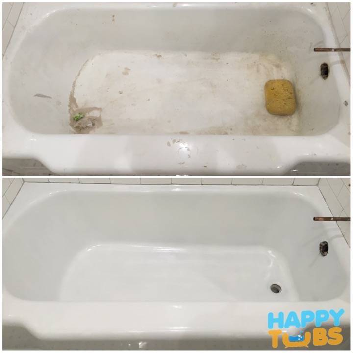 Bathtub Cleaning in Dallas, TX