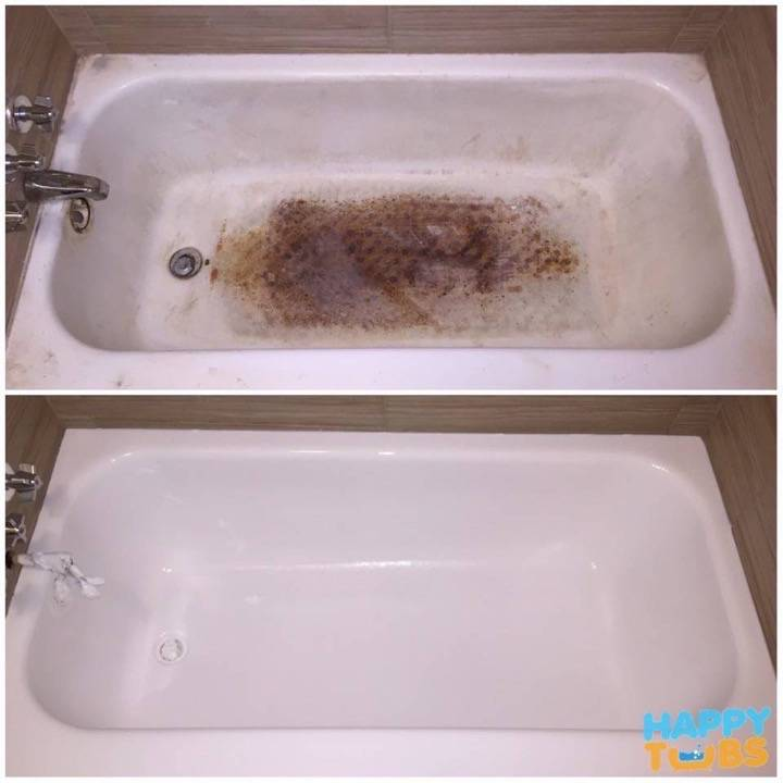 Bathtub Refinishing for only $599 - Happy Tubs