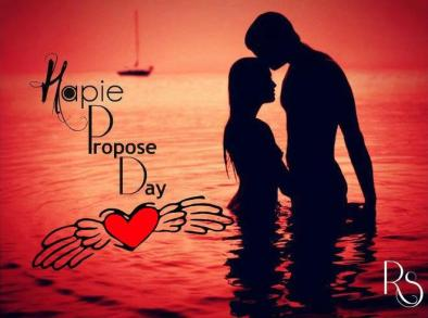 Happy Propose Day SMS for GF BF Propose Day Wishes Message in Hindi English 2016