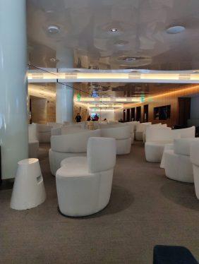 KAL Lounge at LAX
