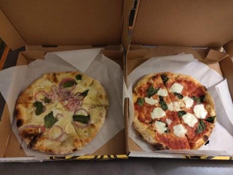 Pizza Limone Pizza