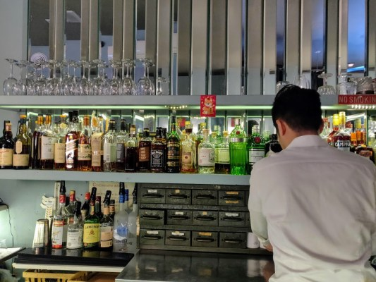 Cafe China Bar