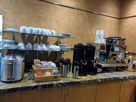 Alaska Lounge Soup and Coffee