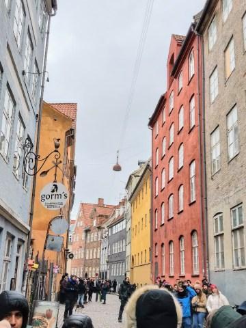 Copenhagen Walking Tour Bright Houses