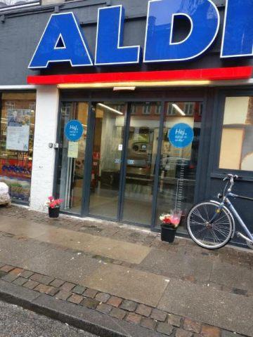 Save on Food in Copenhagen at Aldi