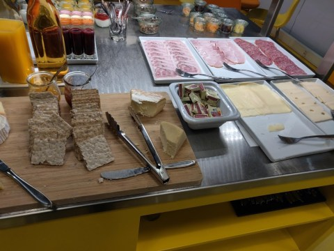 Atelier Lounge Cold Cuts