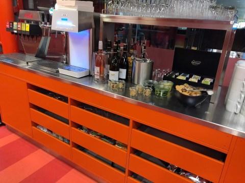 Atelier Lounge Drinks