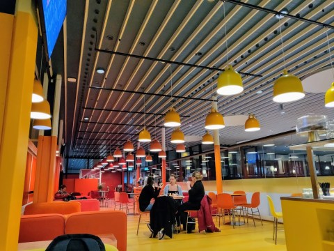 Atelier Lounge Interior