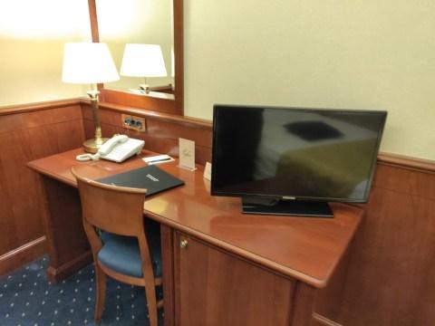 Palace Hotel Zagreb Desk