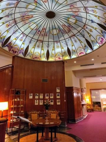 Palace Hotel Zagreb Interior