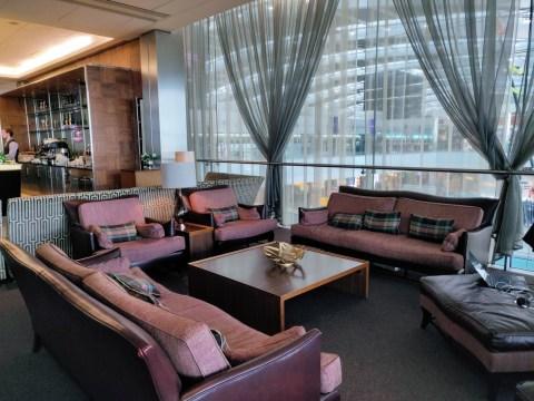 Concorde Room Interior 2