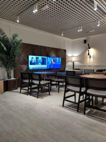 Primeclass Lounge Zagreb Main Room