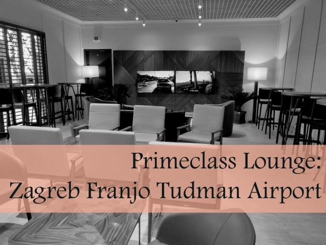 Primeclass lounge Zagreb