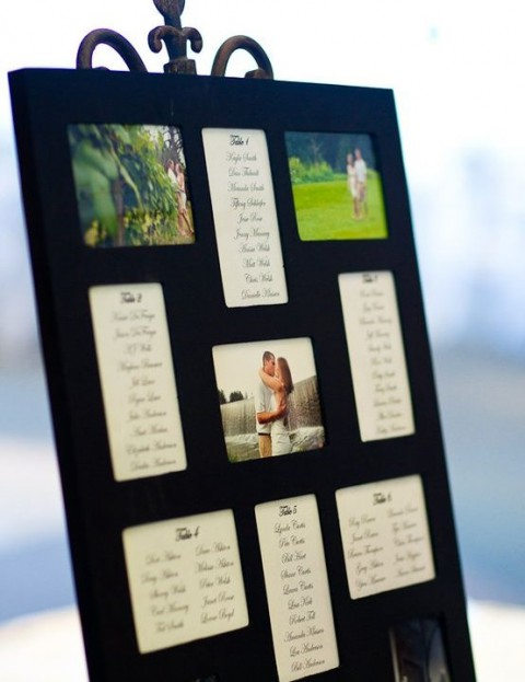 17 Unique Seating Chart Ideas For Weddings We This Moncheribridals Com