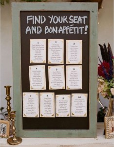 By mia also original wedding seating chart ideas happywedd rh