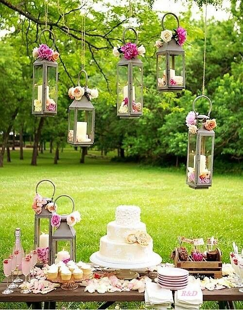 87 Brilliant Garden Wedding Decor Ideas HappyWedd Com