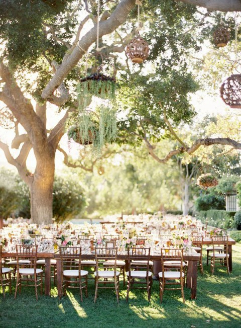 46 Vineyard Wedding Reception Decor Ideas
